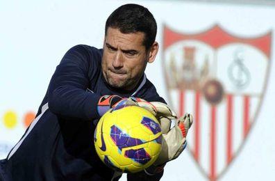 Palop no se entrena por precaución, pero apunta al Granada
