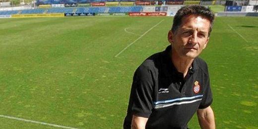 Luis Fradua, nuevo coordinador de la cantera del Betis.