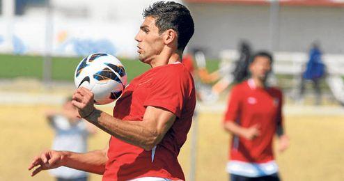 El argentino Federico Fazio podría estar viviendo sus últimos meses en el conjunto nervionense.