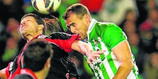Amaya renovará pronto su contrato con el Betis.