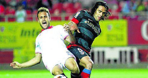 Juan Cala ha rendido a un buen nivel en los dos últimos encuentros, ante Atlético de Madrid y Valladolid.