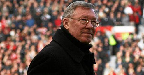 Ferguson se despedirá del banquillo del Manchester United al terminar esta temporada.