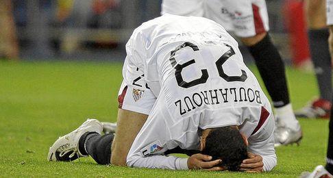 Boulahrouz, tentado para marcharse a la liga qatarí de Arabia Saudí.