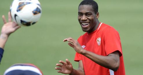 Geoffrey Kondogbia está en el punto de mira de muchos clubes importantes de Europa.