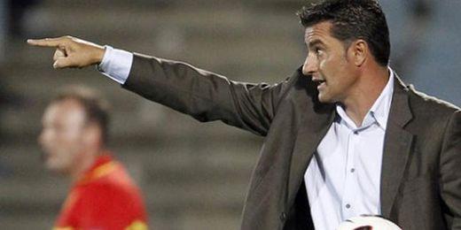 El ex míster del Sevilla logró su segundo título en tierras helenas.