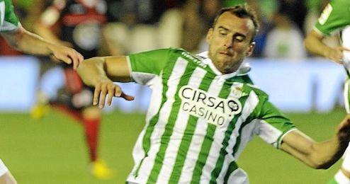 Antonio Amaya está deseando que el equipo certifique la clasificación para Europa League el próximo año.