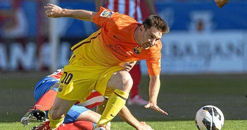Messi se quedará sin jugar y sin batir su récord.