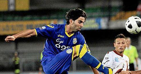 Crespo está a punto de ascender con el Vereno a la Serie A.