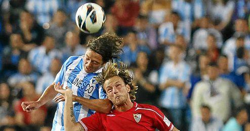 La Uefa retira la sanción del segundo año al Málaga.