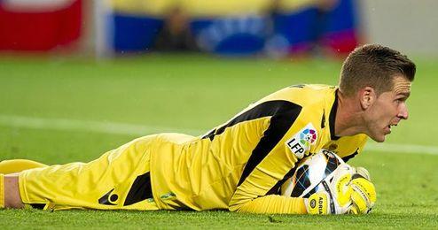 Adrián quiere quedarse en el Betis y termina contrato el 30 de junio.