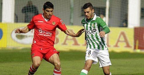 Sergio Rodríguez, el último fichaje procedente de Sevilla para el filial azulgrana.