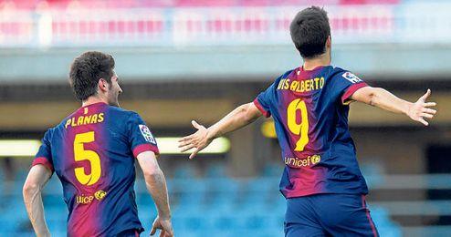 Luis Alberto ha celebrado en Segunda esta temporada 11 goles y ha dado, además, 18 pases de gol, más que nadie en toda la categoría.