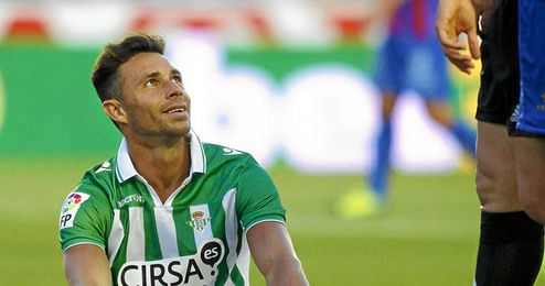 Rubén Castro se muestra muy satisfecho con la temporada que ha hecho.