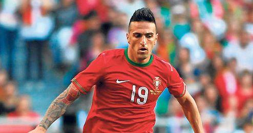 Miguel Lopes ha ganado peso en las convocatorias de la selección portuguesa, adiestrada por Paulo Bento.