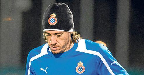 Cristian Álvarez dejará el Espanyol el próximo 30 de junio.