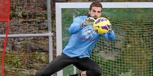 Javi Varas volverá a salir cedido y el Celta de Vigo será su primera opción.