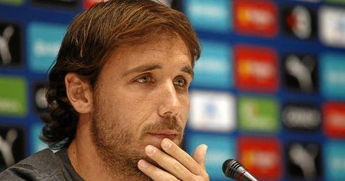 Verdú anuncia que no seguirá en el Espanyol.