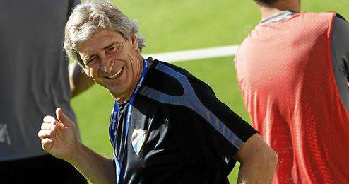 Manuel Pellegrini será el entrenador del Manchester City las próximas tres temporadas.