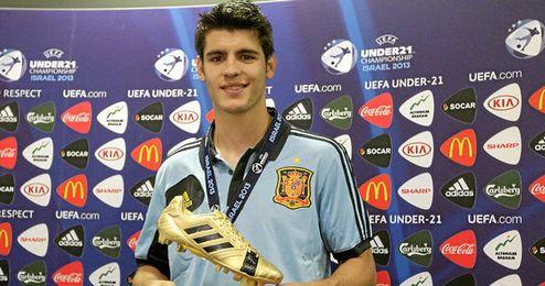 Álvaro Morata tiene la total intención de continuar en el Real Madrid.