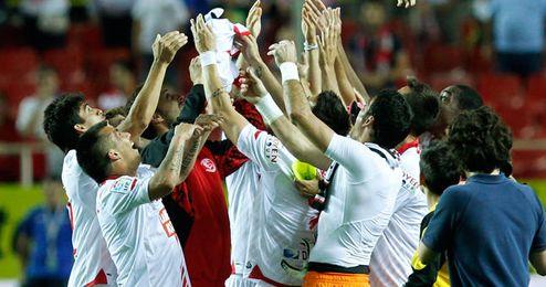 El Sevilla es el cuarto equipo que más pagó a sus jugadores en la 11/12.