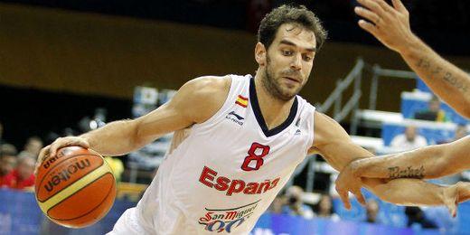 Calderón estará en el Eurobasket de Eslovenia.