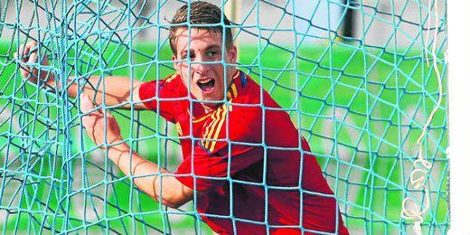 Gerard Deulofeu ha estado disputando con Espa�a el Mundial sub 20 que se est� celebrando en Turqu�a.