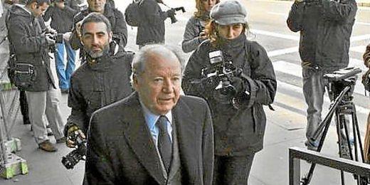 El ex presidente azulgrana Núñez.