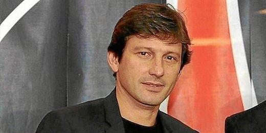 El exdirector deportivo del PSG