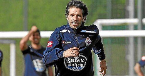 Juan Carlos Valerón regresa a Las Palmas tras jugar 13 temporadas en el Deportivo.