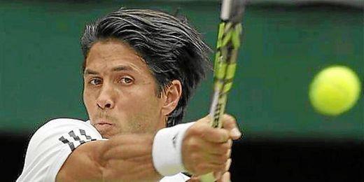 Fernando Verdasco cayó derrotado ante Berlocq (7-5 y 6-1)