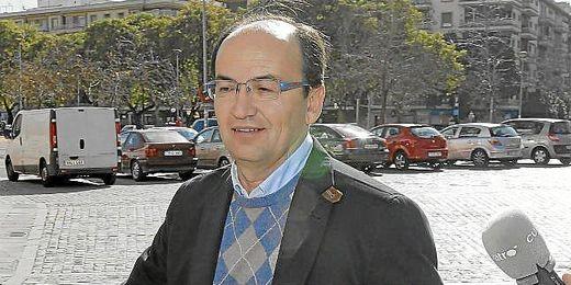 Pepe Castro, vicepresidente del Sevilla.