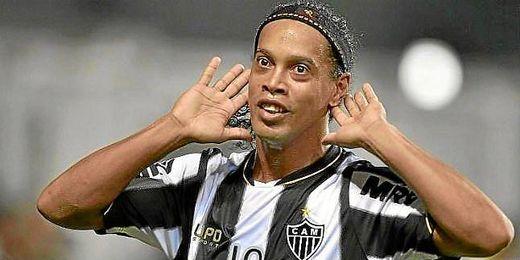 El brasileño entra en la historia del fútbol.