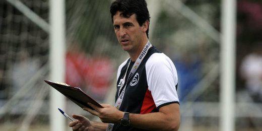 El ´profesor´ Emery ha sido el protagonista de la rueda de prensa.