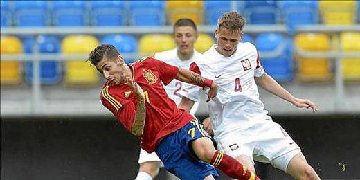 Vadillo volvió a ser de los mejores de España.