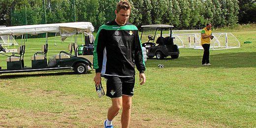 Stephan Andersen se retira del entrenamiento