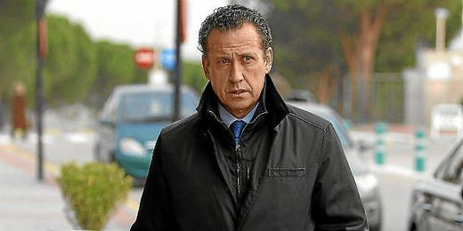 El exdirector general del Real Madrid, Jorge Valdano.