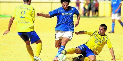 La Rociera venció por la mínima al Castilleja con un gol de Gordi.