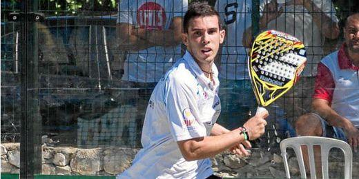 Fran Ramírez, uno de los dos sevillanos en la Selección Andaluza.