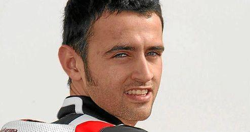 Barberá posa sonriente tras una de las carreras.