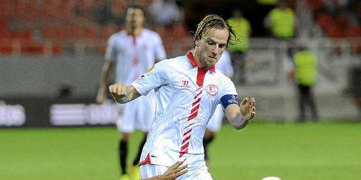 Rakitic irá con Croacia a jugar la repesca.