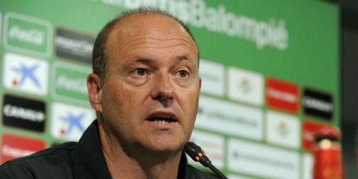 Pepe Mel pide intensidad a sus jugadores para el partido ante el Elche.