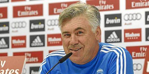 El entrenador del Real Madrid vivirá su primer clásico en el Camp Nou.