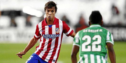 Óliver Torres ha anotado el gol más rápido en lo que llevamos de Liga.
