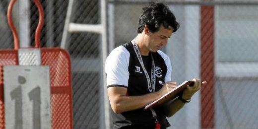 Emery considera que al Sevilla le quedan muchos detalles que pulir.