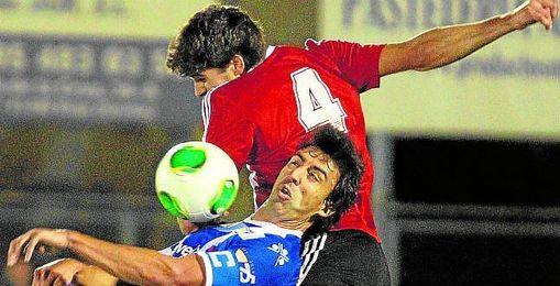 Plata fue decisivo con su gol, que significó el definitivo 2-1 ante el Arroyo.