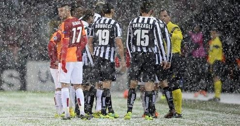 La Juventus cayó en la Champions.