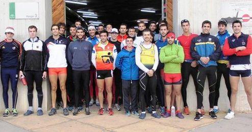 El equipo español de remo se concentra en Sevilla para preparar las próximas competiciones
