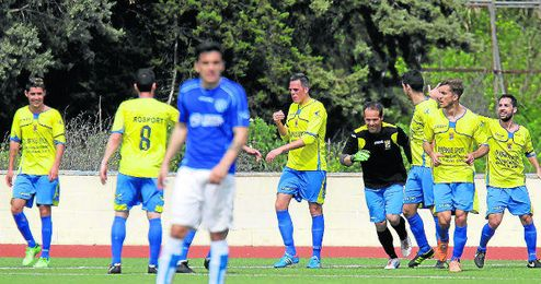 El San Juan logró una justa victoria ante un Alcalá que no estuvo cómodo.