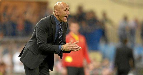 Spalleti ha sido cesado una semana antes de jugar la vuelta de los octavos de Liga de Campeones contra el Borussia.