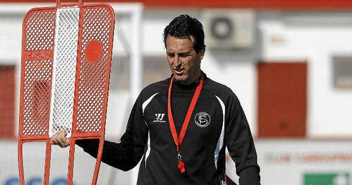 Emery espera una eliminatoria muy igualada.